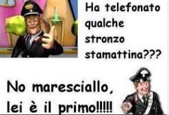 Barzellette sui carabinieri – Raccolta