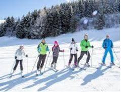 Tipi di sciatori