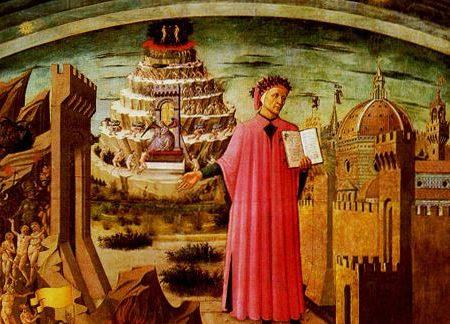 Dante all'inferno