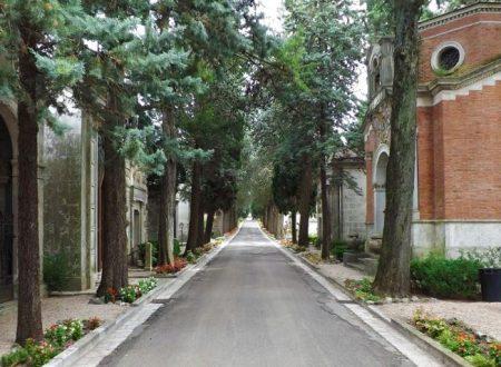 Strada del cimitero … è da riparare