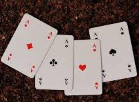 Poker di assi