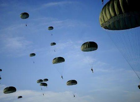 Amici paracadutisti – Barzelletta