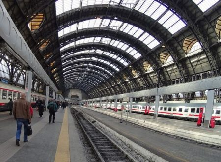 Treno e bilancia … parlante anche troppo