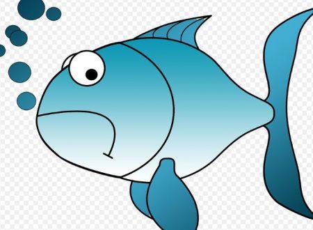 Pesce d'aprile – Troppo bello Maria