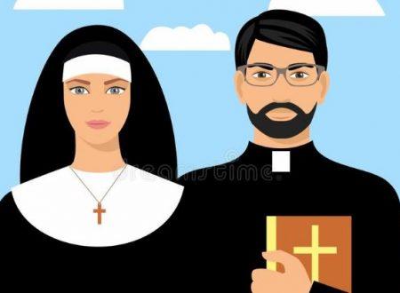 Il prete e la suora – salmo 129