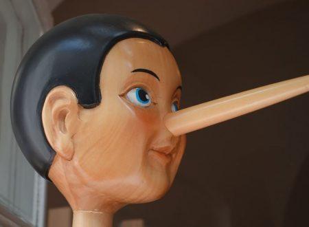 Le bugie delle donne edegli uomini