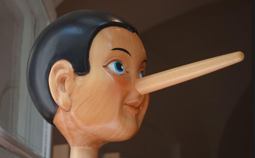 Le bugie delle donne