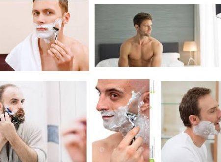 Con barba e senza barba … il motivo c'è