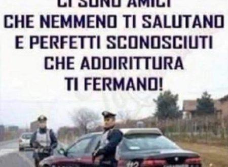 Carabinieri fanno esercitazione