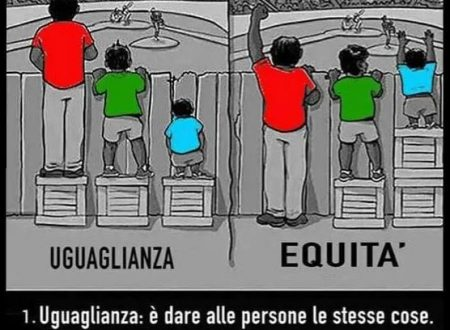 Uguaglianza: è dare a tutte …
