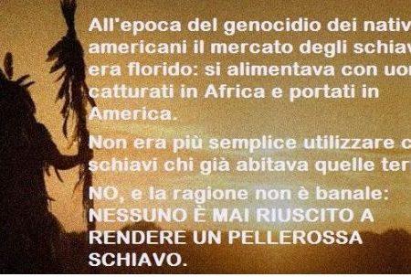 All'epoca del genocidio …