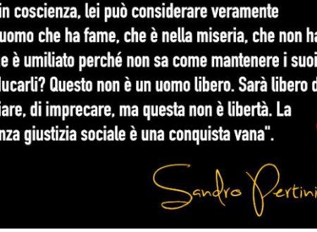 Aforismi di Sandro Pertini – Raccolta