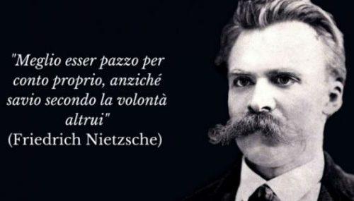 Aforismi di Friedrich Nietzsche – Raccolta